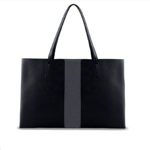 NWOT Vince Camuto vegan leather tote